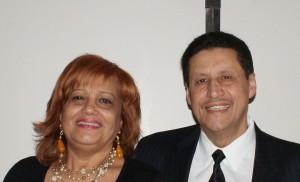 Associate Pastor Humberto Solis and Norma Solis